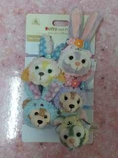 hkdl 香港迪士尼 2019 復活節 duffy家族 頭飾