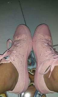 Converse all star CT 2 pink peach