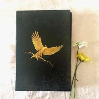 The Hunger Games Hardbound by Suzanne Collins