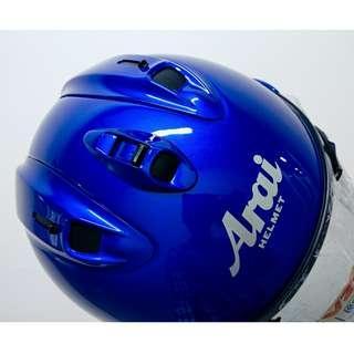 Arai VZ RAM Yamaha Blue