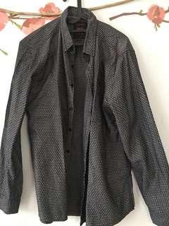 Black Long shirt