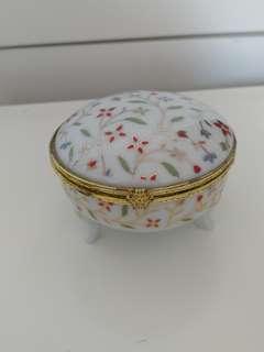 景泰藍鏡盒 Cloisonne Mirror Box