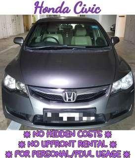 Honda Civic 1.6 VTI Auto