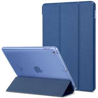 ipad10.5 blue Case & Tempered Glass (NEW)