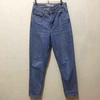 Topshop Mom Jeans + FREEBIES