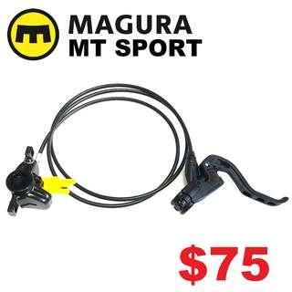 Magura MT Sport 2019 Hydraulic Disc Brake--------------------(MT2 MT4 MT5 M5e MT6 MT7 MT8 MT 1893 MT Trail SPORT CARBON M9120 M8020 M8000 M7000 M315 TITANIUM NUT SCREW BOLT)