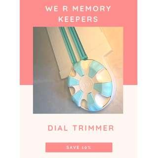 We R Memory Keepers 12-Inch Border Die, Banner