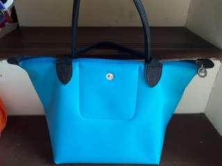 Preloved Tas Longchamp Medium