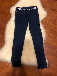 Kenzo girls jeans
