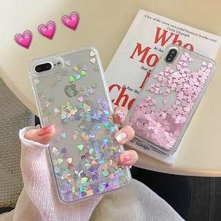 Floating Heart iPhone case (preorder close on 21st Feb)