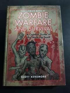 Ultimate Guide to Zombie Warfare and Survival HC