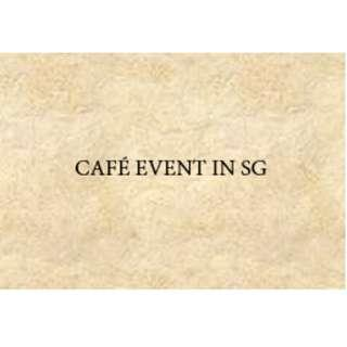 [Website launched] Cafe Events In SG