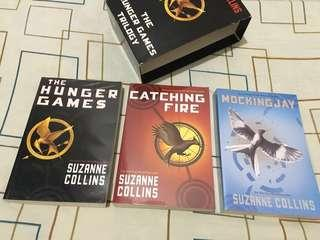 Hunger Games Trilogy Boxed Set by Suzanne Collins