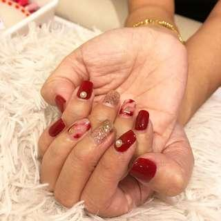 🚚 Manicure 20% off in pairs for valentines