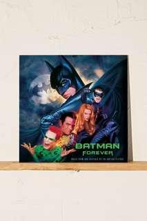 Batman Forever Soundtrack Rare Coloured Vinyl
