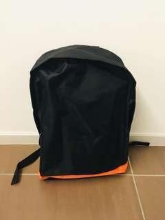 (NEW & UNUSED) Black Backpack