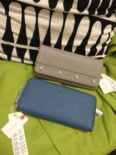 Brand new Esprit wallets