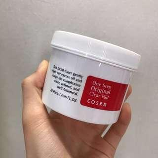 🆕Cosrx One Step Pimple Clear Pad (NO BOX)