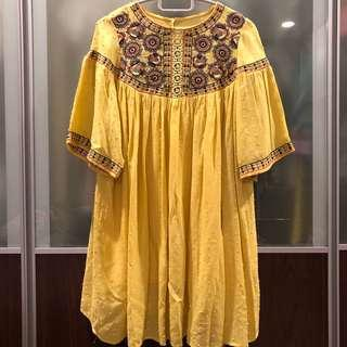 Bohemia Dress/Blouse