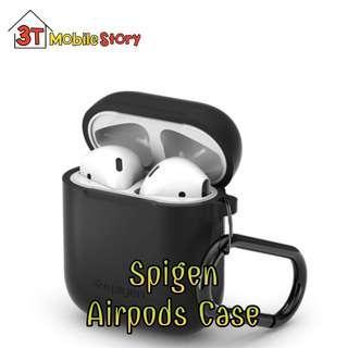 🚚 Spigen Airpods Silicon Case