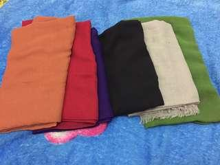 Take all 2pashmina&4 segiempat