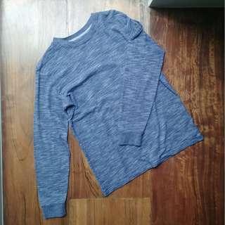 Blue Long Sleeve Shirt (SIZE XL - 14-16)