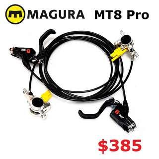 MAGURA MT8 Pro 2019 Disc Brake--------------------(MT2 MT4 MT5 M5e MT6 MT7 MT8 MT 1893 MT Trail SPORT CARBON M9120 M8020 M8000 M7000 M315 TITANIUM NUT SCREW BOLT)