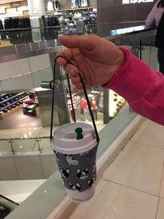 環保咖啡柸手提袋