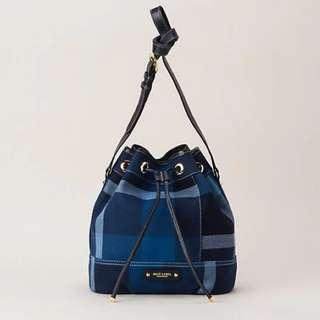 107a19d1ea4b Burberry blue label crestbridge bucket bag