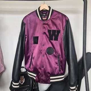 Rare Unworn H&M THE WEEKND Varsity Jacket.