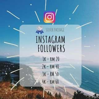 Tambah followers anda