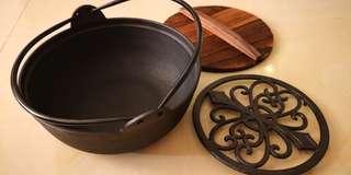 日式鑄鐵鍋