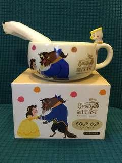 Beauty & the beast 碗