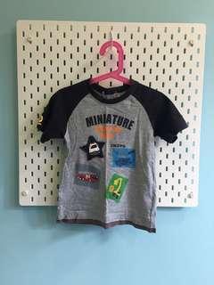 Boy's Tomica Car T-shirt