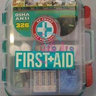 OSHA ANSI First Aid Kit