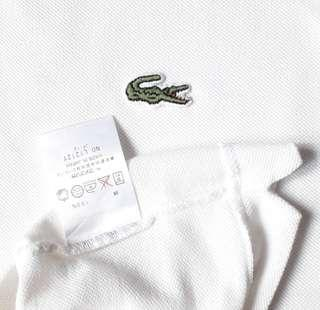 JAPAN LACOSTE polo tee (Authentic)