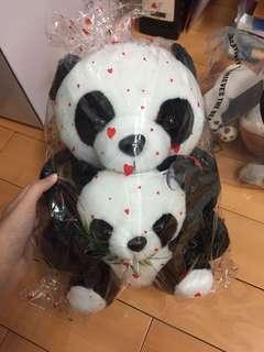 🚚 熊貓 娃娃