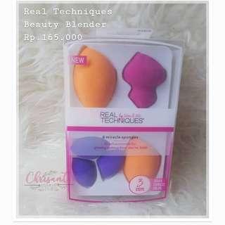 Re stock real techniques beauty blender set