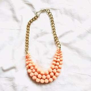 Forever 21 Pastel Necklace