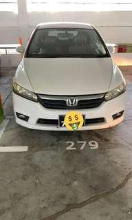 HONDA STREAM RN6 1.8A RM 5 000 KERETA/MOTOR SINGAPORE UNTUK SPARE PART wasap.my/60126373536  Instagram:@kereta_scrap_singapore  carousell.com/kereta_scrap_singapore Page fb : Penjual