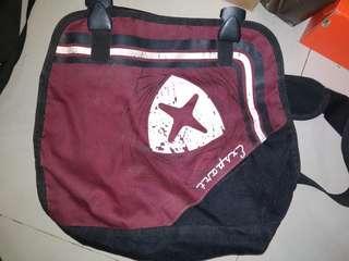 Tas slempang/sling bag merk exsport original