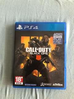 🚚 Call of Duty: Black ops4 (COD) PS4