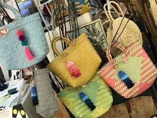 🚚 Handmade handwoven small size plastic bag