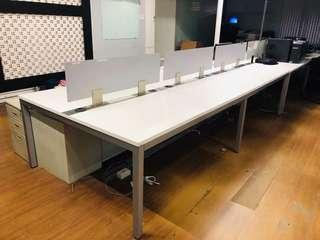 Long Office Table