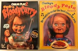 Chucky兩款調理包