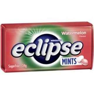易極薄荷糖西瓜味 Eclipse Mint Watermelon