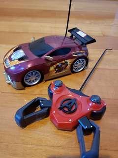 Toy Car marvel 美國隊長 Captain America 搖控車
