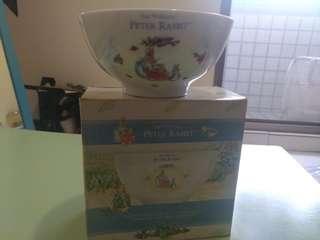 彼得兔大瓷碗