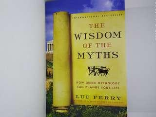 🚚 The Wisdom of the Myths. Luc Ferry