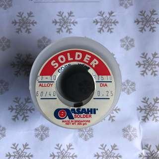 Solder Core Wire 0.25Dia